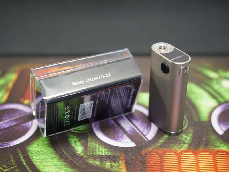 Big battery Noisy Cricket II
